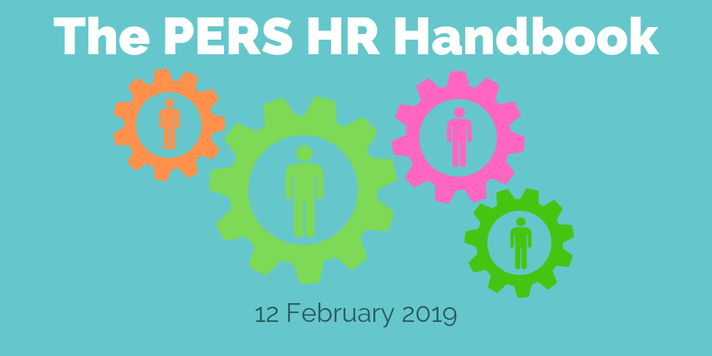 Nova Learning and Networking - The PERS HR Handbook