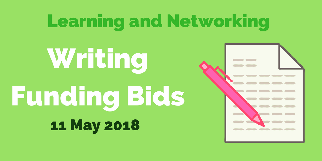 Nova Learning and Networking - Writing Funding Bids