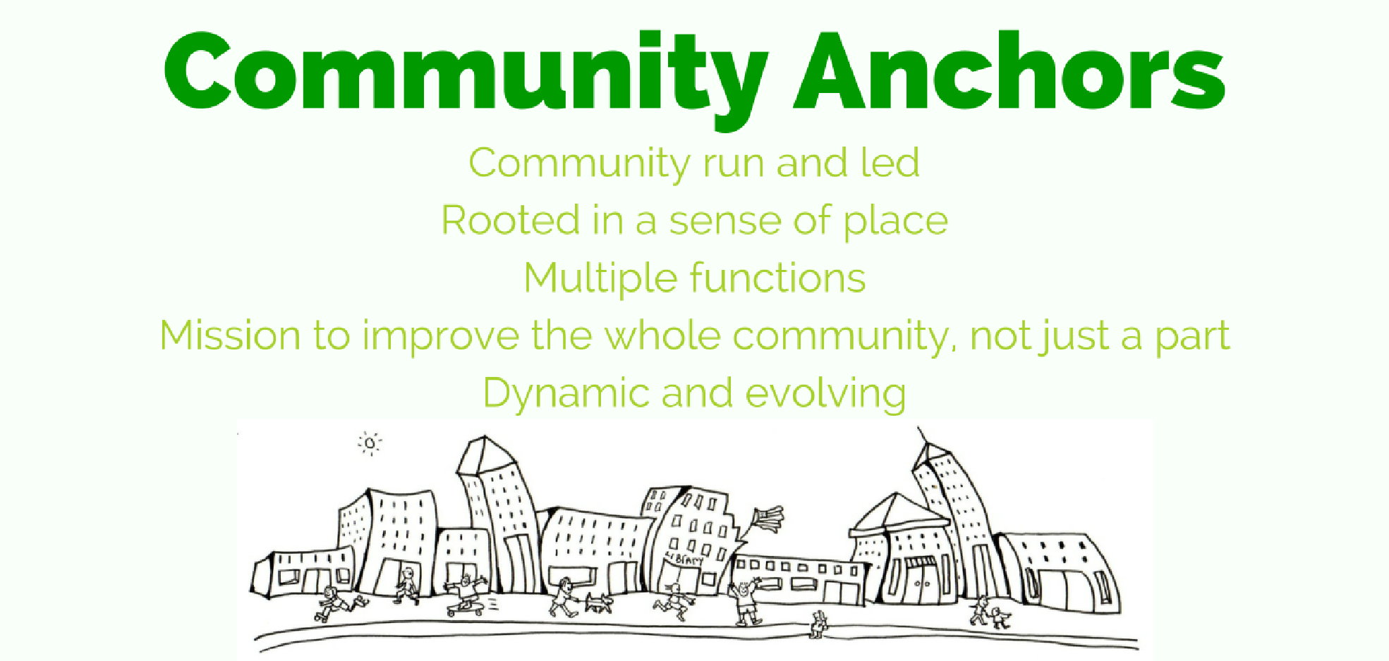 Wakefield Community Anchor Network meeting