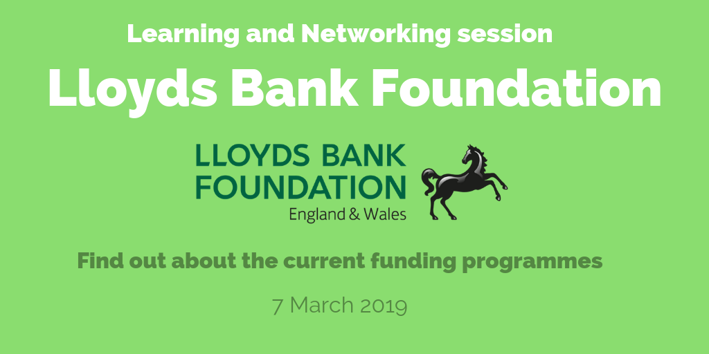 Nova Learning and Networking - Lloyds Bank Foundation